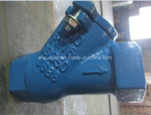 Pn16 Screwed Ball Check Valve pictures & photos