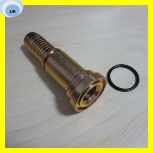 SAE Flange 3000psi 87313-16-12 Interlock Hydraulic Hose Fitting pictures & photos