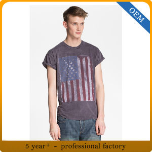 Custom Men′s Printing Military T Shirts pictures & photos