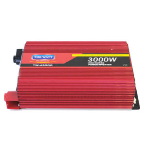Solar System DC to AC 3000W Solar Power Inverter pictures & photos