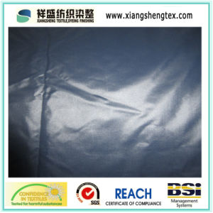 Waterproof Nylon Taffeta Fabric with Calendering for Down Garment pictures & photos