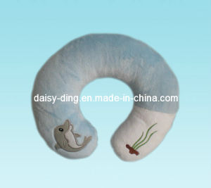 Plush Neck Pillow with Soft Material (neck cushion) pictures & photos