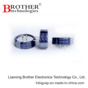 Bigcap Coin Type C 1.0f 5.5V Super Capacitor pictures & photos