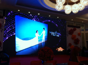 P25 Large LED Curtain From LED Module Manufacturer