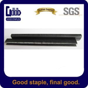High Quality Galvanized Staple Furniture Staple (5616B)