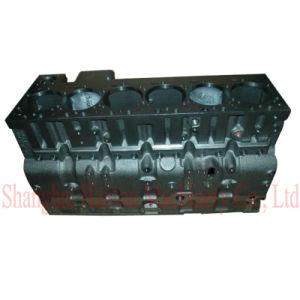DCEC Cummins 6LT ISL QSL Diesel Engine 4946370 Cylinder Block pictures & photos