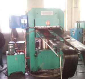 Waterstop Belt Rubber Vulcanizing Press Machine pictures & photos