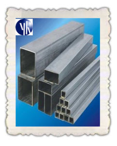 Q195-345 Square Pipe and Square Tubes pictures & photos