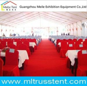 15x45m Beautiful Red Carpet Big Banquet Tent (ML-090) pictures & photos