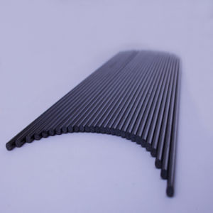 High Quality Solid Carbon Fiber Round Rod/Bar, Carbon Fiber Pole pictures & photos