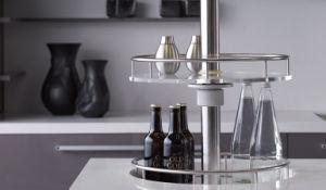 Australia Lacquer Finish Kitchen Cabinet (zz-072) pictures & photos