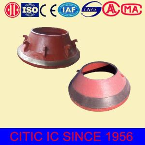Citic IC Mantles Hydrulic Cone Crusher Parts pictures & photos