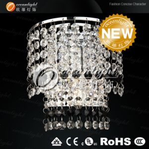 Italian Crystal Wall Light Om88049-1 pictures & photos