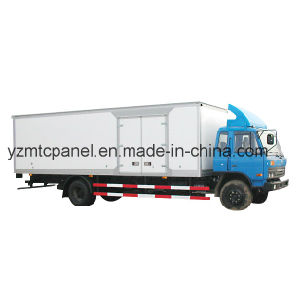 Weathering Protection FRP CBU Dry Truck Body pictures & photos