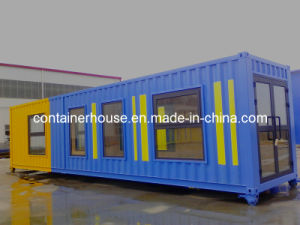 40ft Container Exhibition House pictures & photos