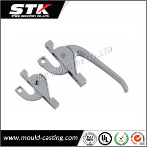 Chrome Plating Window Handle by Aluminum Alloy Die Casting (STK-ADD0018) pictures & photos