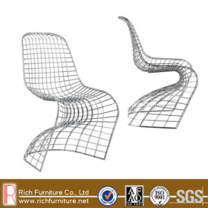 Metal Replica Wire Panton Chair pictures & photos
