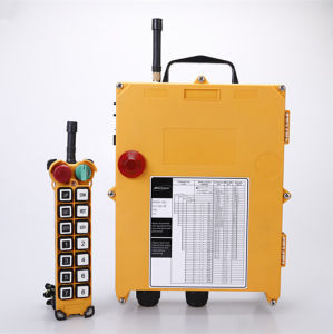F21-14D Industrial Radio Remote Control for Overhead Crane pictures & photos