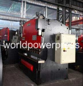 300 Ton Sheet Metal Hydraulic Press Brake pictures & photos