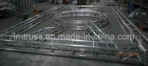 Aluminum Heavy Duty Light Truss, Spigot /Bolt Stage Truss with Best Quality Cheaper Price with TUV Mark pictures & photos