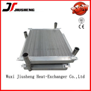 Aluminum Plate Bar Truck Radiator, Air Cooled Plate Truck Radiator