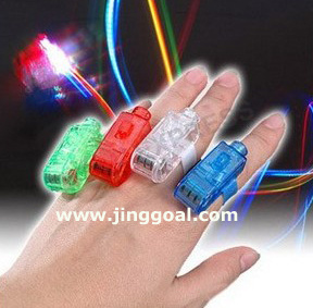 LED Finger Flashlight (JL613) pictures & photos