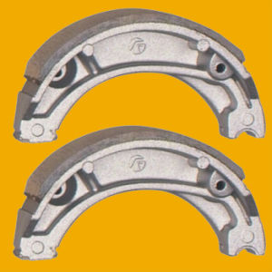 Xl 250 Brake Shoes, Motorcycle Brake Shoe for Honda Parts pictures & photos