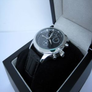 Smart Leather Watch, Mechanical Watch (JA15009) pictures & photos