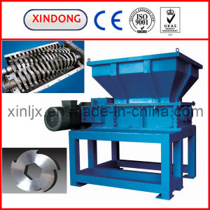 Biaxial Shredder for Plastic Film and Tire (SSHZ100/76) pictures & photos