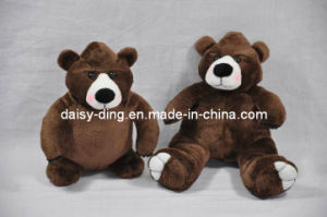 Plush Big Fat Teddy Bear with Soft Material pictures & photos