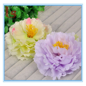 Bohemia Bride Bridesmaid Flowers Peony Hair Clip Hairpins pictures & photos