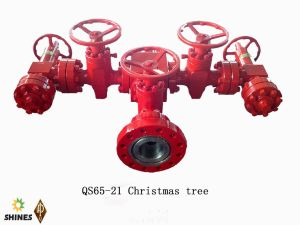 QS65-21 Christmas Tree (API 6A Petroleum Equipment)