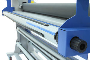 Mefu (MF1700-A1) Good Price Automatic Pneumatic Laminator for PVC Film pictures & photos