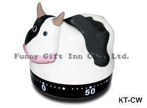 Cow Kitchen Timer (KT-CW)