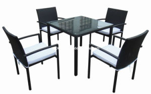 Square Style Dining Set