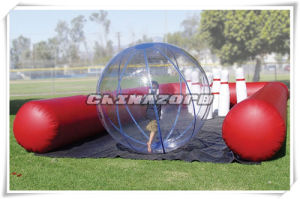 Inflatable Bowling Ball Game Combination of Water Walking Ball