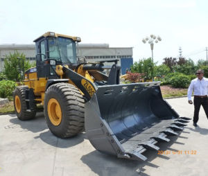 5tons 3m3 Front Loader (ZL50G) pictures & photos