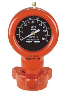 Flanged Mud Pump Pressure Indicator (TYPE 8) pictures & photos