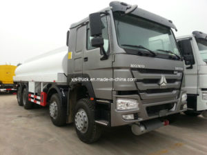 Sinotruk 8by4 Fuel Tank Truck pictures & photos