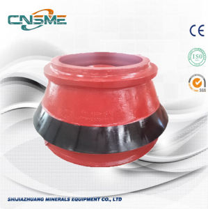 High Manganese Cone Crusher Wears Parts pictures & photos