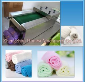 High Speed Hotel Towel Roll Machine Made in China pictures & photos