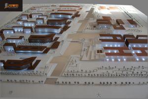 Architectural Model Making, Scale Landscape Planning Model (JW-306) pictures & photos