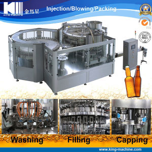 Fully Automatic Liquid Filling Machine pictures & photos