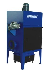 5.5kw Industrial Dust Collector / Dust Extractor (GV55-E) pictures & photos