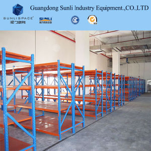 Long Span Steel Decking Warehouse Storage Shelf Rack pictures & photos