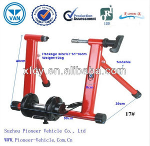 Indoor Fortable Magnetic Bike Trainer/ Home Fitness Training (ISO SGS Approved) pictures & photos