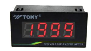 Digital Panel Ampere Meter (DE/DM)