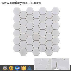 Century Hot Sale Marble Hexagon Mosaic Tiles Kitchen Splash