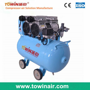 Electric New Product Portable Oil Free Air Compressor Tw5502