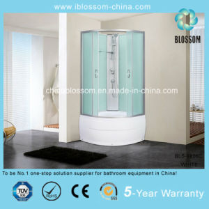 High Quality Complete Shower Room Shower Cabin (BLS-9806C WHITE) pictures & photos
